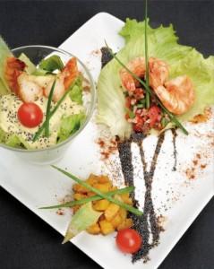 Mousse d ail cuisines et astuces d 39 un vrai cuisinier for Cuisinier sur tf1