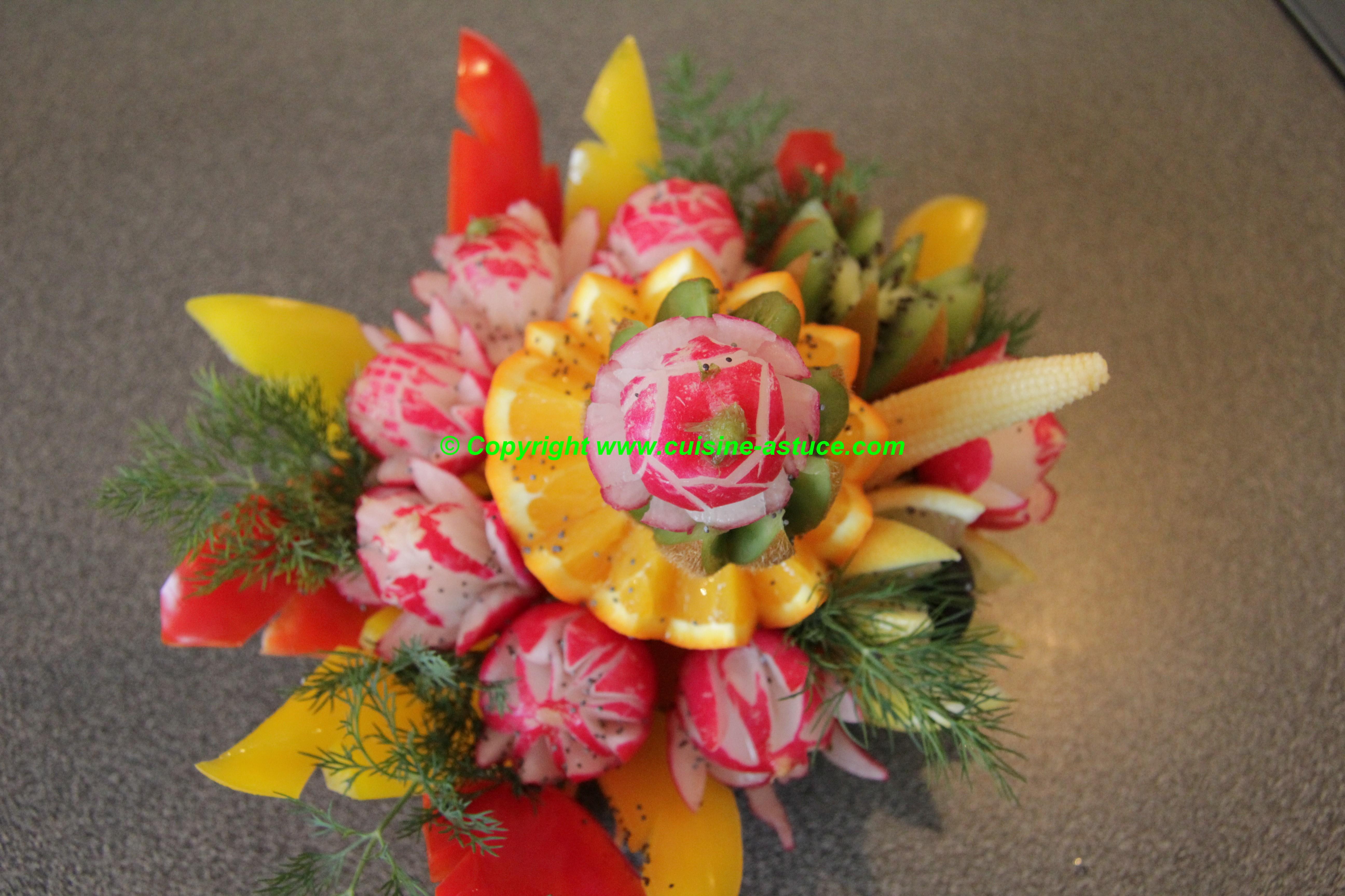 Confectionner Un Bouquet De Fleurs