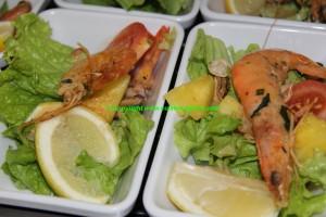 Un repas autour du Togo