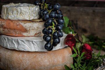 L'odeur du fromage