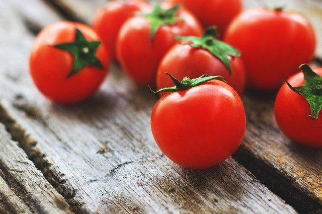 Pour les vielles tomates