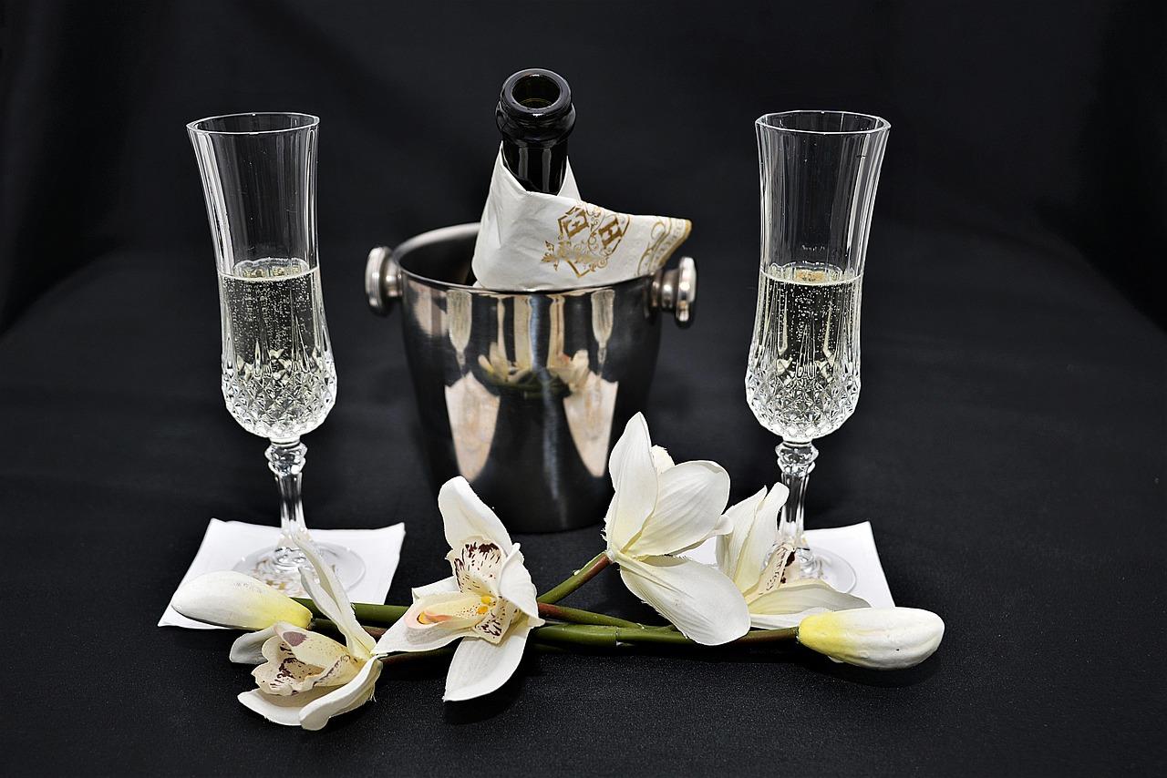 Un cocktail sur l'amour