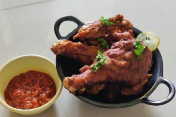 Poulet tandoori aux épices
