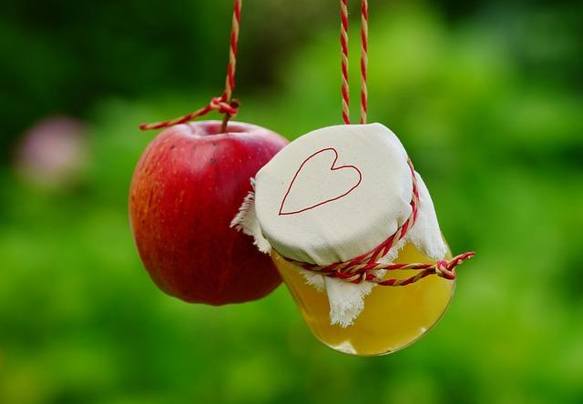 Chutney aux pommes et au gingembre