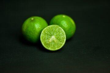 Gateaux de riz à la cannelle et au citron vert