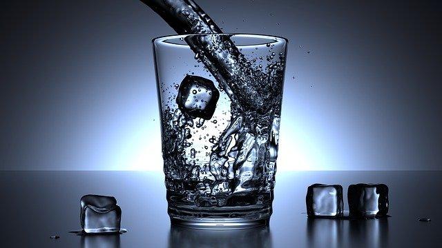 Pour éviter qu'un verre éclate