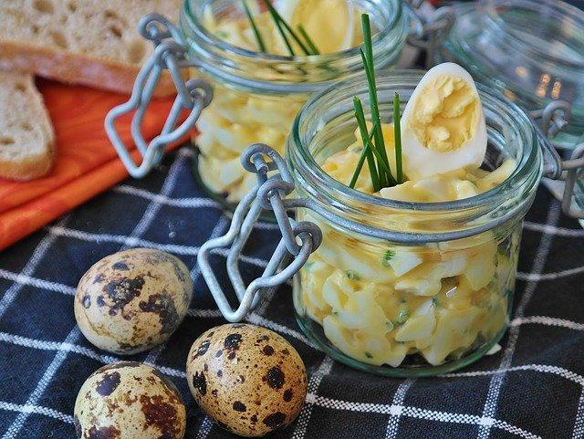 Mayonnaise au miel