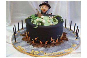 L'art des gâteaux