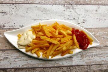 D'où viennent les frites