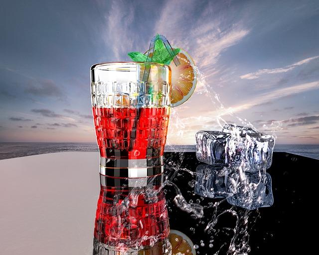 boisson gazeuse