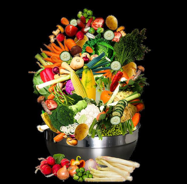 Taillage des légumes